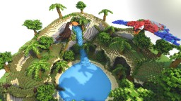 Jungle Oasis Minecraft Project