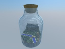 Life In Bottles Minecraft Map & Project