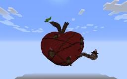 Organic apple Minecraft Map & Project