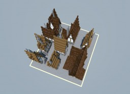 Simple Medieval Building Collection Minecraft Map & Project