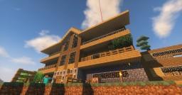 PVP MINI TOWN MAP Minecraft Project