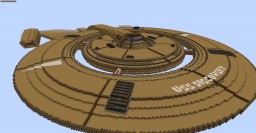 USS Discovery NCC-1031 (Now with download) Minecraft Project