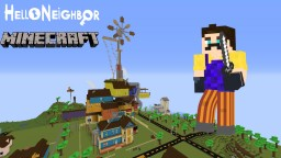 Minecraft Hello Neighbor Beta 3 Minecraft