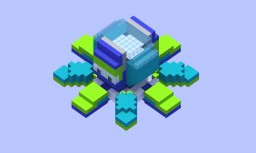 Octopus (Model No.40245) Minecraft Project