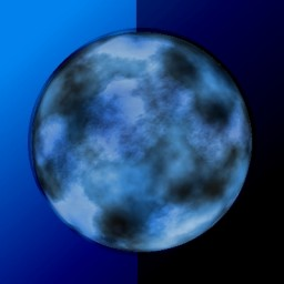 Blue Moon Minecraft Texture Pack