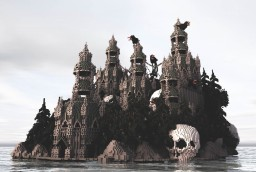 The STONE Skull Minecraft Project