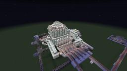 Creative Redstone Base Minecraft Project