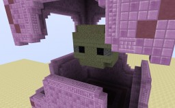 Shulker Statue Minecraft Project