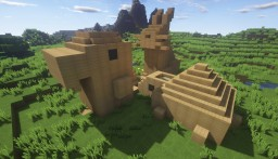 Animal Minigames Minecraft Project