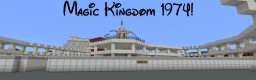 Magic Kingdom 1974 Minecraft Map & Project