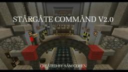 Stargate Command v2.0 Minecraft Project