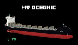 MV Oceanic Minecraft Map & Project