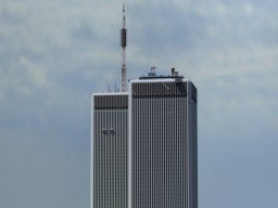 Original World Trade Center Minecraft