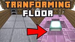 FLOOR TRANSFORMER! Minecraft Blog Post