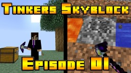 Tinker's Skyblock LP Minecraft Blog Post