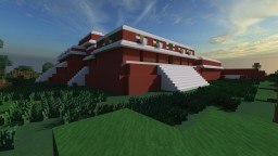 "Uaxactun ""Group A acropolis"" Minecraft Project"