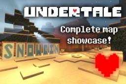 Undertale Map - Showcase! [UnityHaven] Minecraft Project