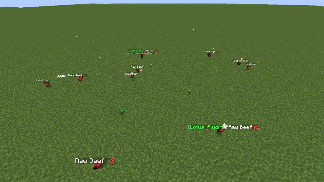 Plugin] ItemDrop [1 8 x - 1 12 x] Minecraft Mod
