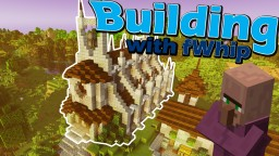 Village Church Transformation 1.12 Survival Minecraft Map & Project