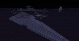 Star Wars Imperial Fleet Minecraft Project