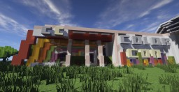 ColorCon 'Where the Rainbow shines' Minecraft Map & Project