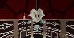 Chandelier Model / Modelo de Candelabro 2 Minecraft Map & Project