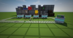 OCR Coaster Minecraft Texture Pack