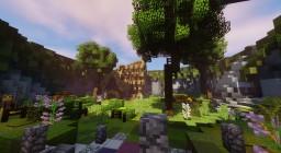Small Server/Lobby Spawn Minecraft Project
