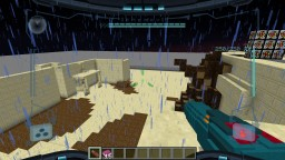 Looking for builders!!!! Recreation of Metroid Prime Minecraft