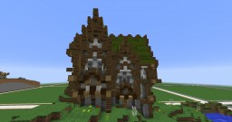 rpg house Minecraft Map & Project