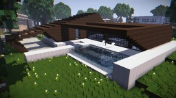 Riverside Residence Minecraft Map & Project