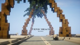 Small Venice Beach Minecraft Project