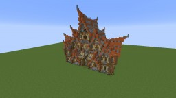 Halloween Themed - City/Hub - COMING SOON! Minecraft Map & Project