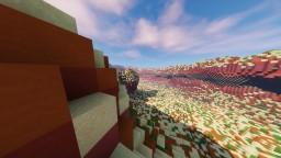 Terra pour mini jeu Minecraft Project