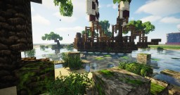 Caribbean Plot on Conquest Reforged Minecraft