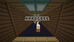 HARDCORE - A Parkour Map Minecraft Project