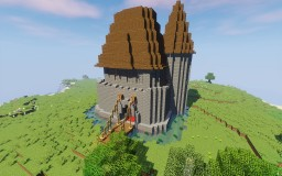 Survival World Castle (My Version) Minecraft Map & Project