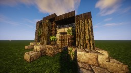 Poor Medieval House #2 Minecraft Map & Project