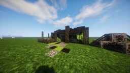Poor Medieval House 3 Minecraft Project