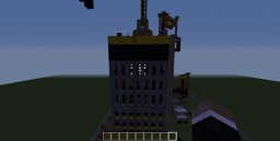 World Trade Center Construction Site Minecraft Map & Project