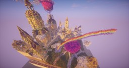 Palace-Fantasy(RAINBOW) *.* Minecraft Project