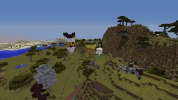 Wasted Battlefield ~~ (READ DESCRIPTION) Minecraft Project