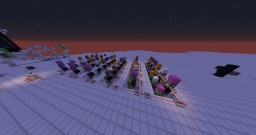 Redstone map Minecraft Project