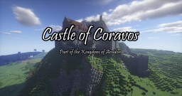 Castle of Coravos Minecraft Map & Project