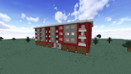 Living Quarters Minecraft Map & Project