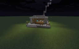 my custom blacksmith village building schematic Minecraft Project