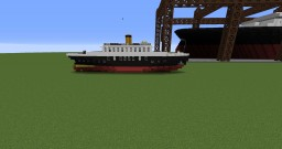 SS Nomade Minecraft Project