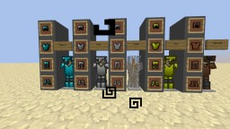 De-Fault Minecraft Texture Pack
