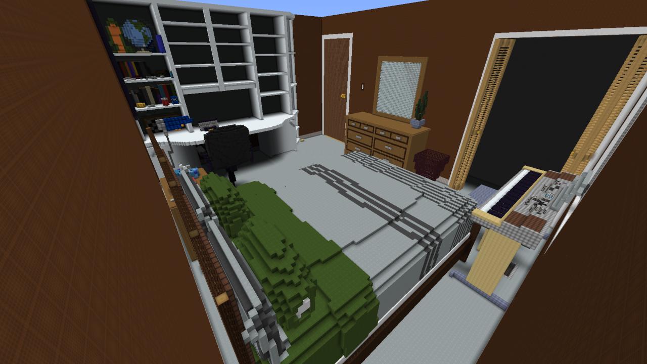 Giant Bedroom