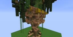 Pirate Tree House Minecraft Project